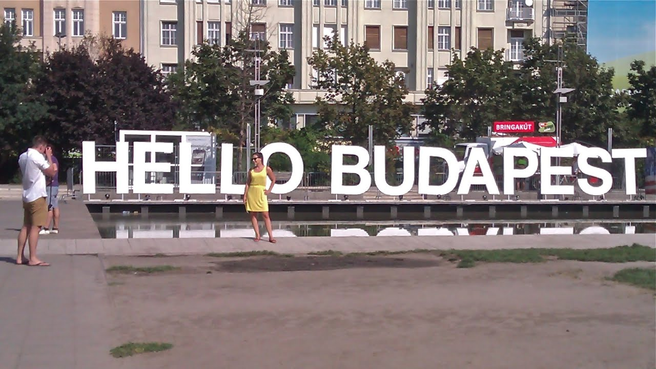 hello budapest budapest capital of hungary budapest hauptstadt von ungarn istvan horvath thomas. Black Bedroom Furniture Sets. Home Design Ideas