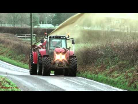 Tanking over the Hedge with Massey.