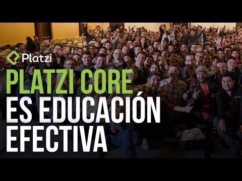 Platzi Core es Educación Efectiva   Platzi