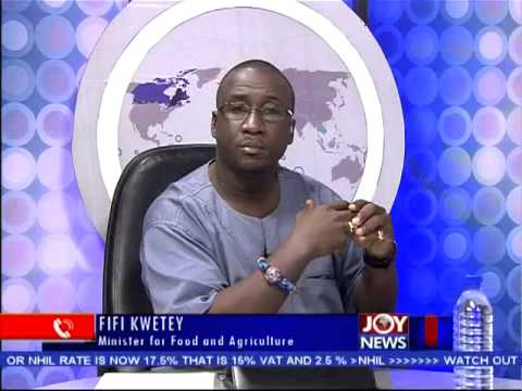 The True State of  Ghana's Agriculture - PM Express (8-12-14)