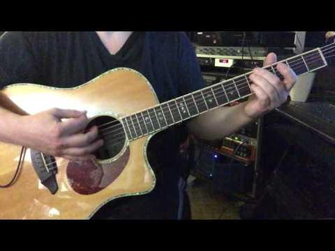 Alternate Tuning CGCD#CC - Key D# Major