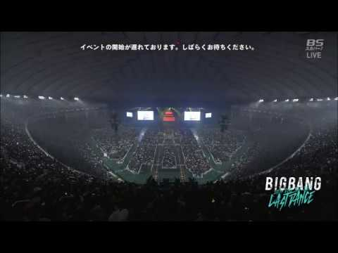 BIGBANG JAPAN DOME LAST DANCE TOUR 2017 FULL CONCERT [720p]