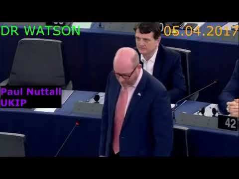 ANTI-EU MEPS EXPOSE EU THREATS TO BRITAIN RE: SPAIN VETO (GIBRALTAR) AFTER ARTICLE 50