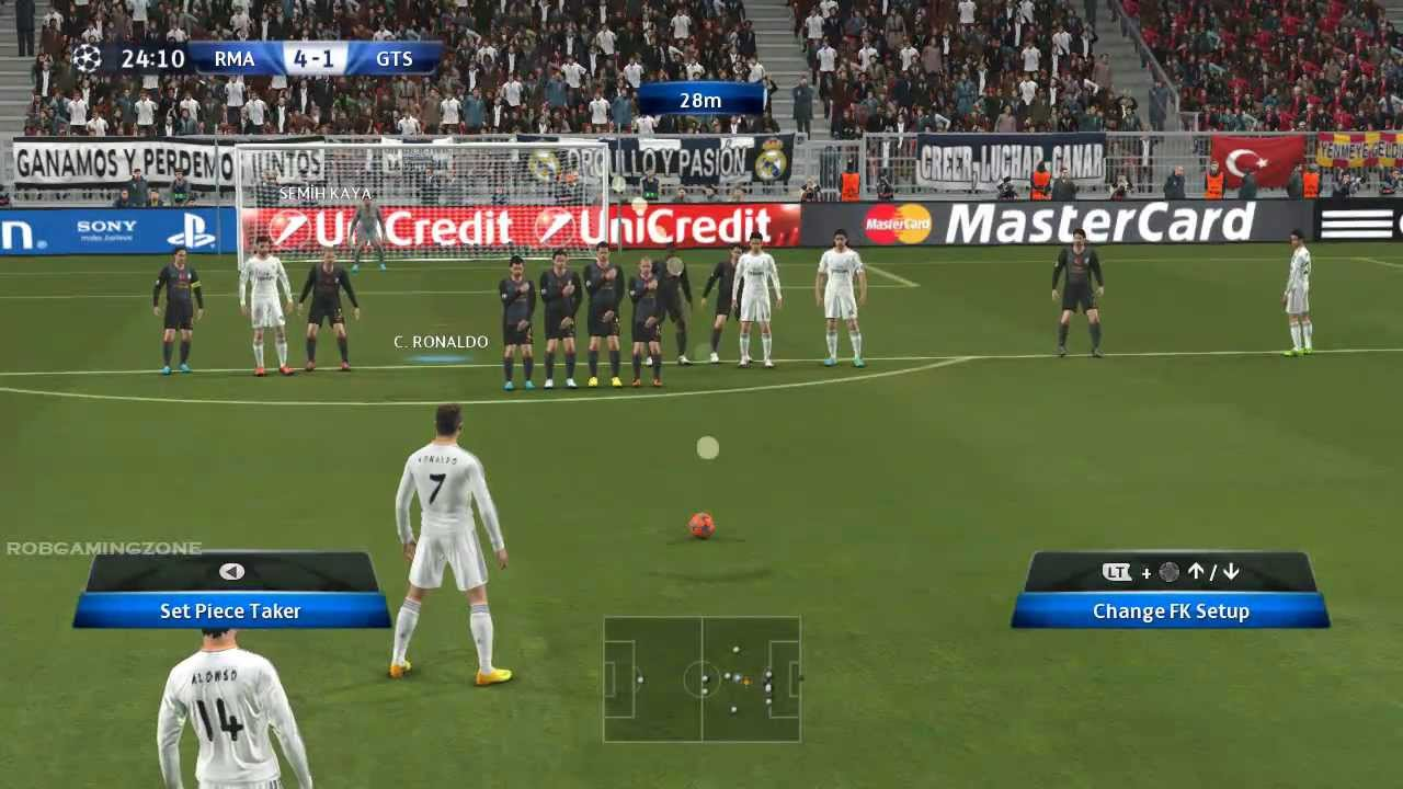 Pes 2013 Pc download - softtopplussoft