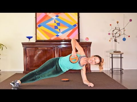 15 Min Abs Workout With Weights   Abs Arms Core