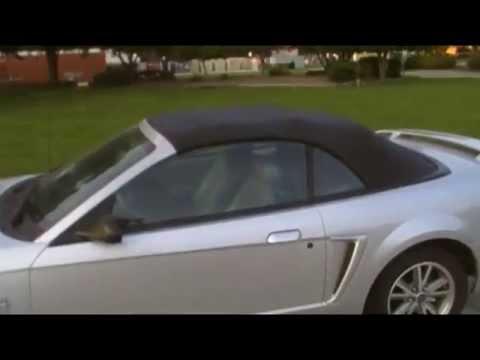 mustang 2000 convertible