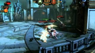 God of War: Ascension - Vídeo prévia por Outer Space