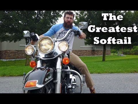 Watch This Before You Buy A Heritage Softail