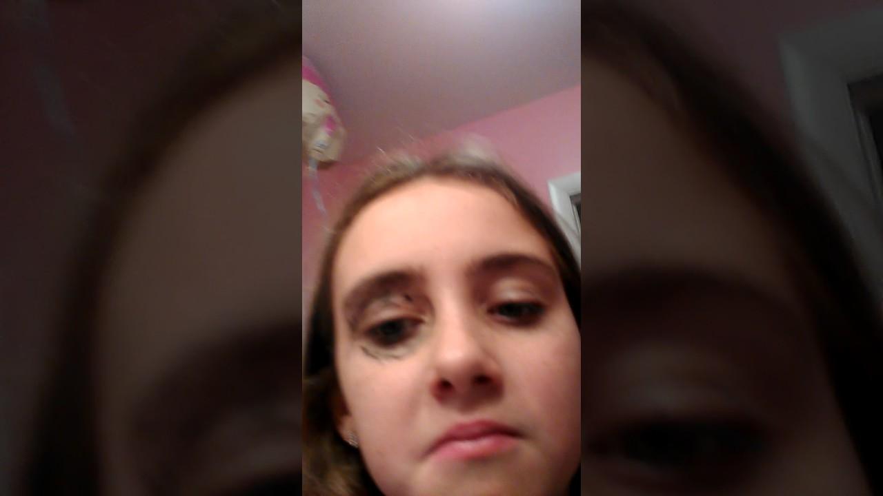 Watch How to Make a Fake Black Eye video