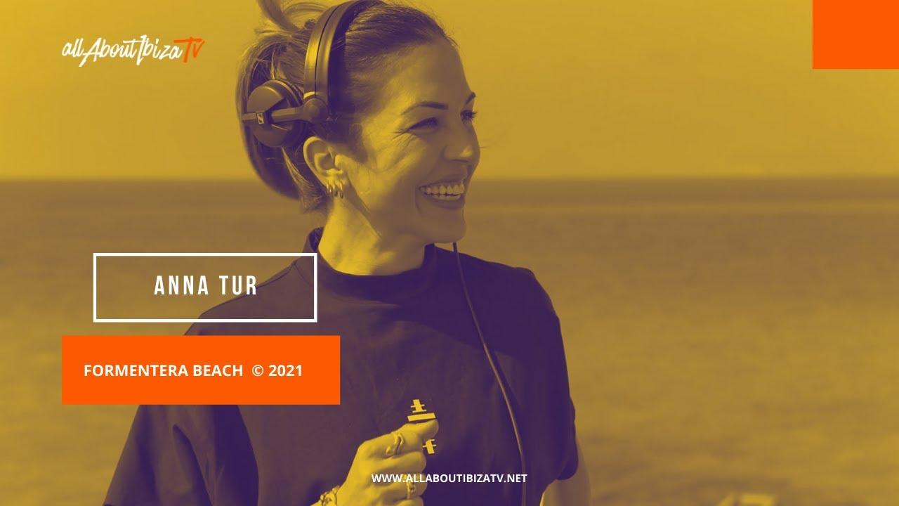 Anna Tur Live from Formentera island 2021 © Allaboutibizatv.net