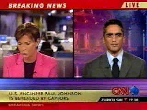 Arsalan Iftikhar on CNN International (June 2004)