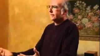 Larry David opina sobre los cristianos...