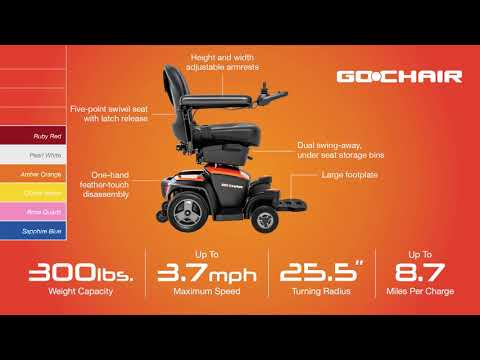 Get Out There with the Go Chair® להורדה
