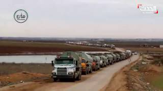إحباط محاولة لتهريب النفط من داعش للنظام