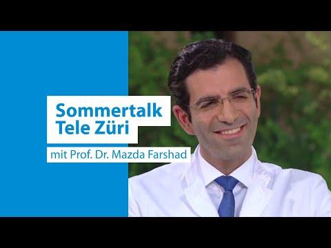 SommerTalk mit Professor Mazda Farshad
