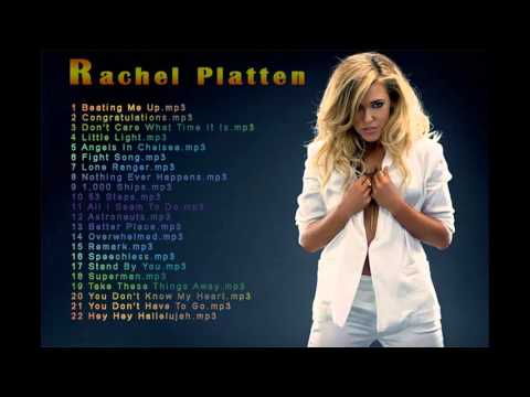 Rachel Platten : Greatest Hit - The Best Album of Rachel Platten