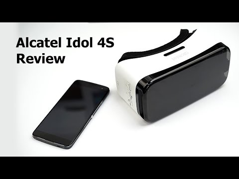 Alcatel Idol 4S Review - Android Phone Reviews by MobileTechReview