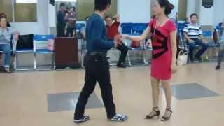 Bebop #2 L2&3 thầy Tuấn và cô Linh - 12/2014 cung VHLD lớp KVDS