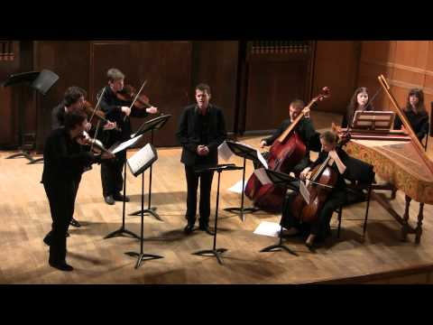 Philippe Jaroussky - Vivaldi - Nisi Dominus 4 in Moscow 28-09-10