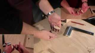 Furniture Making (cert Ii) - Instructional Video - Biscuit Joint