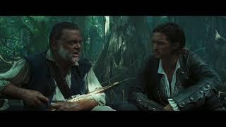 Уилл спрашивает Джошами почему Джек боится открытого моря. HD