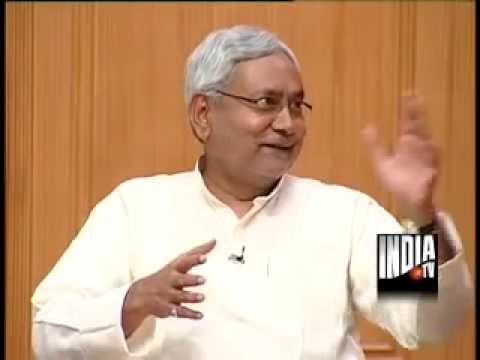 Bihar CM Nitish Kumar In Aap Ki Adalat (Part 4) - India TV