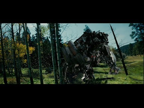 Transformers R.O.T.F. all Grindor scenes