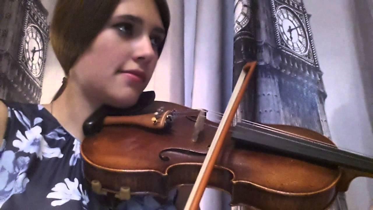 nobody one horizon violin cover     youtube