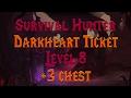 MYTHIC+ LVL 8 Darkheart Ticket (+3 Chest) - 7.1.5 Survival Hunter PoV