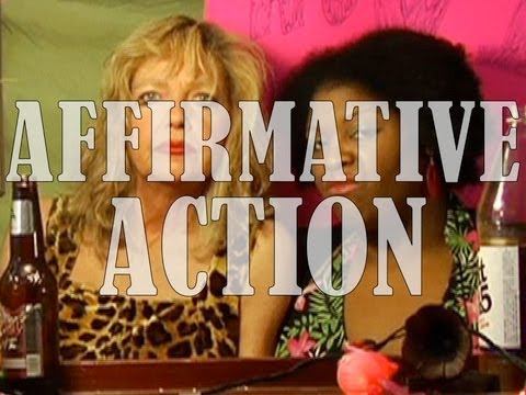 How I Seize It #55: AFFIRMATIVE ACTION (with CHANTALASMONIQUI JONES)