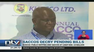 Public entities owe SACCOS at least Sh 4B