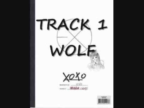 EXO-M XOXO HUG VERSION FULL ALBUM