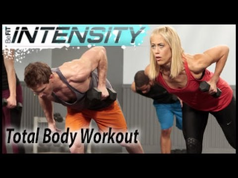 BeFiT Intensity: Total Body Workout- Scott Herman / Lacey Stone