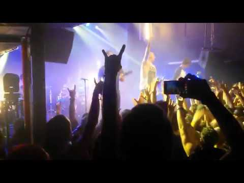 August Burns Red - The Truth of a liar Live Petit Bain Paris 2017