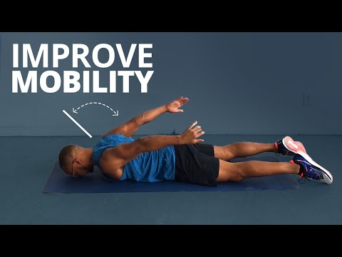 5 Unusual Exercises for Healthy & Mobile Shoulders