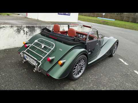 Essai Morgan Plus 6 3.0 Twin Turbo 340ch