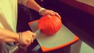 Pumpkin pie au thermomix