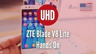 ZTE Blade V8 Lite Hands On