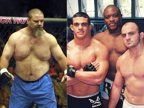 A Briga Do Carlson Gracie Team Com Tank Abbot E Sua Turma Após O UFC 13