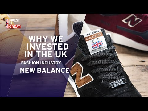 Why we invested in the UK – New Balance
