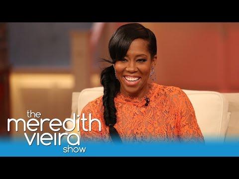 Regina King On Tupac Shakur  The Meredith Vieira