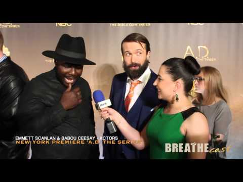 BC Live Emmett Scanlan & Babou Ceesay 'A D The Series'