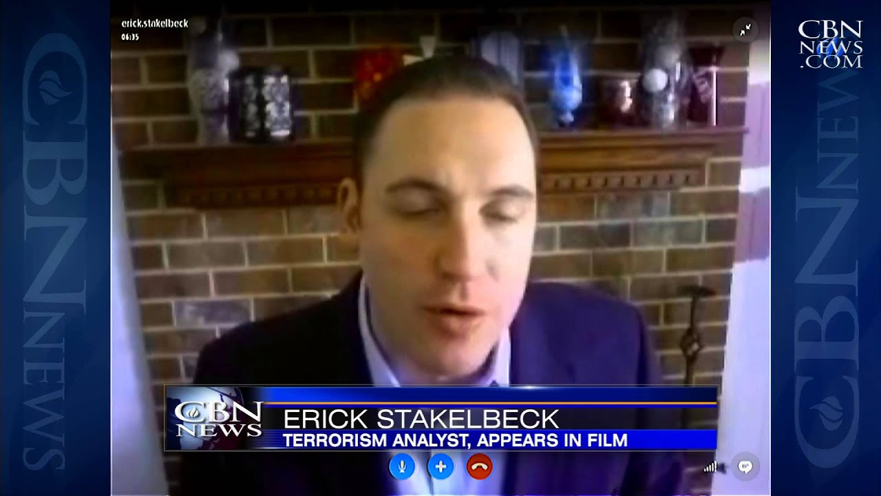 Erick stakelbeck talks on quot four blood moons quot film youtube