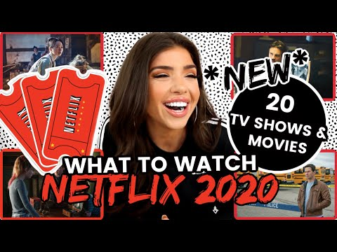 WHAT TO WATCH ON NETFLIX 2020 *NEW* TV SHOWS & MOVIES *no spoilers*| What To Binge Watch March 2020