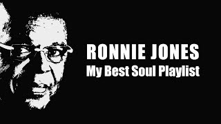 My Best Soul - Ronnie Jones - Soul Jazz Music Playlist - PLAYaudio