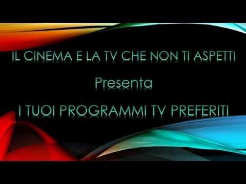 Programmi TV Sabato 10 09 16