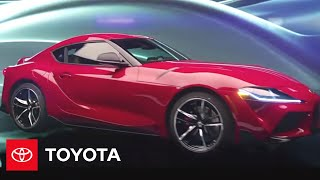 The Legend Returns – Introducing The 2020 Supra | Toyota