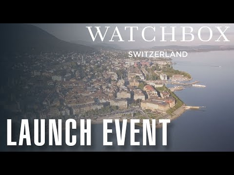 WatchBox Celebrates Expansion with Switzerland Launch Event