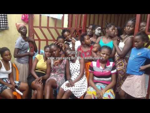 Orphelinat pour filles de la rue - Masina/Kinshasa/RDC