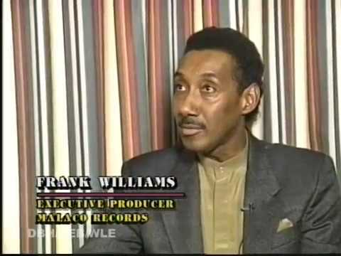 Frank Williams - Gospel music Star interviewed by Diane Brown